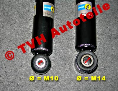 Gewindemaß M10 oder M14